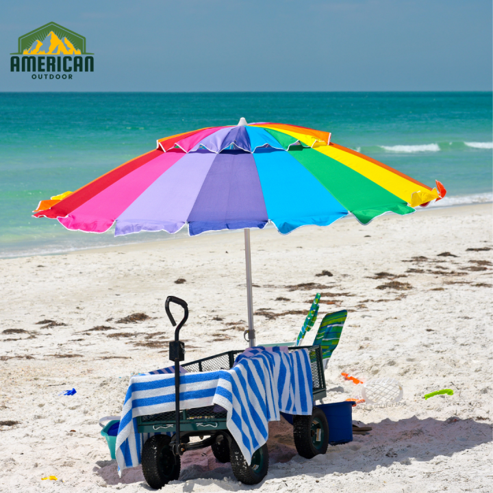 Push and Pull Wagons Will Make Your Beach Days Easier