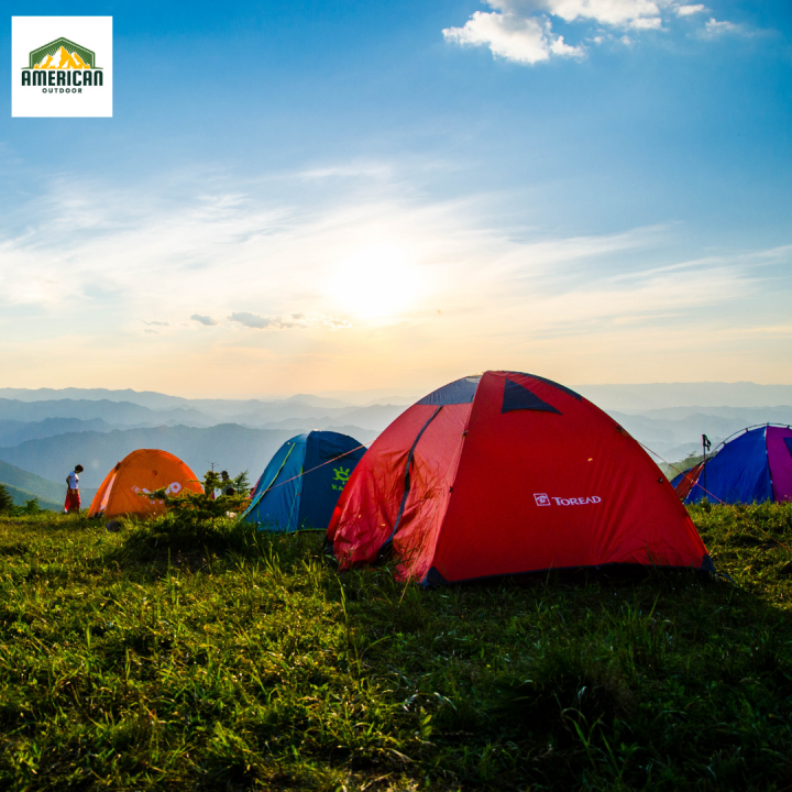 Choose the Best Tents and Push and Pull Wagons for Your Camping Trip